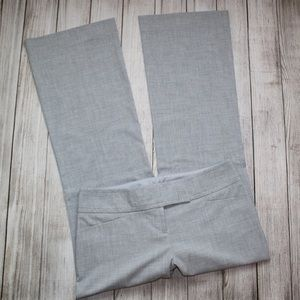The limited Cassidy fit grey dress pants